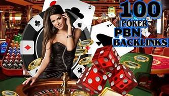 100 Casino,  Poker,  Gambling DA 55+ Permanent PBN