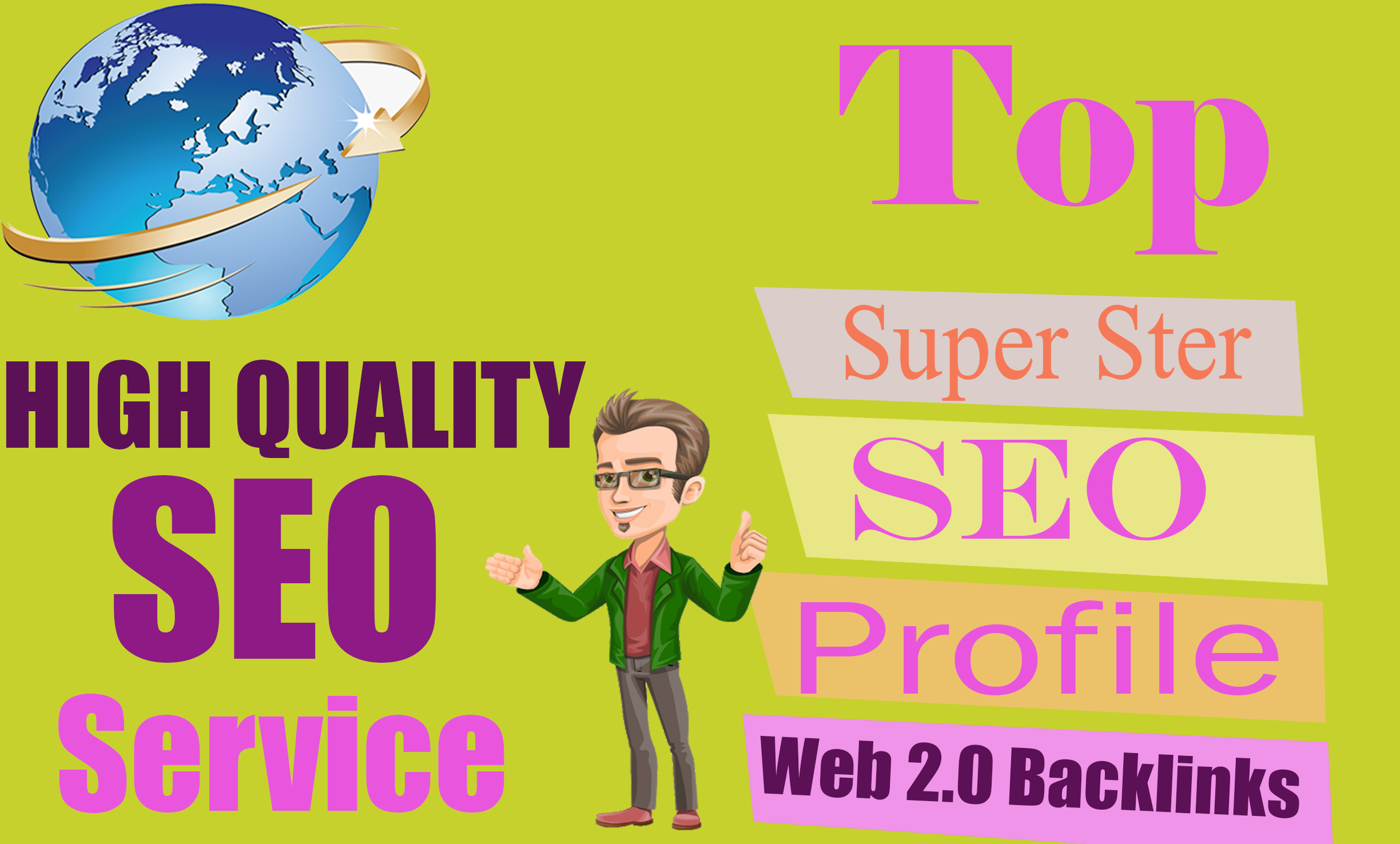 I will 1000 High Quality Profile Backlink forum profiles building service