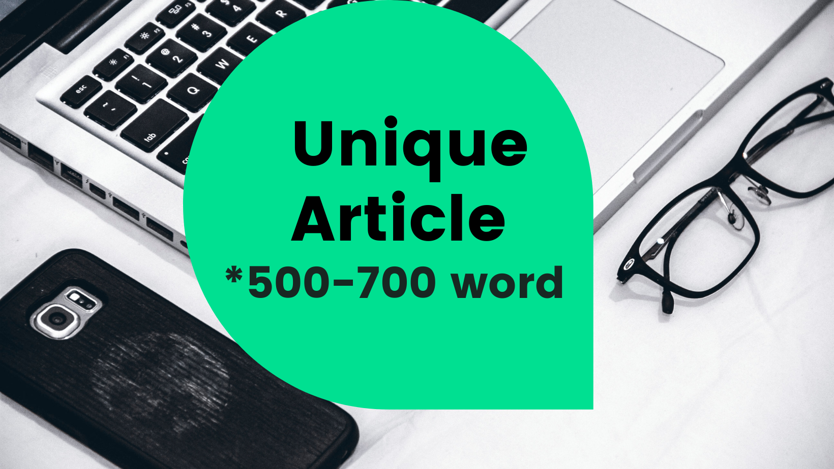 You will get 10 Unique Article 500-700 Word - Any Topic