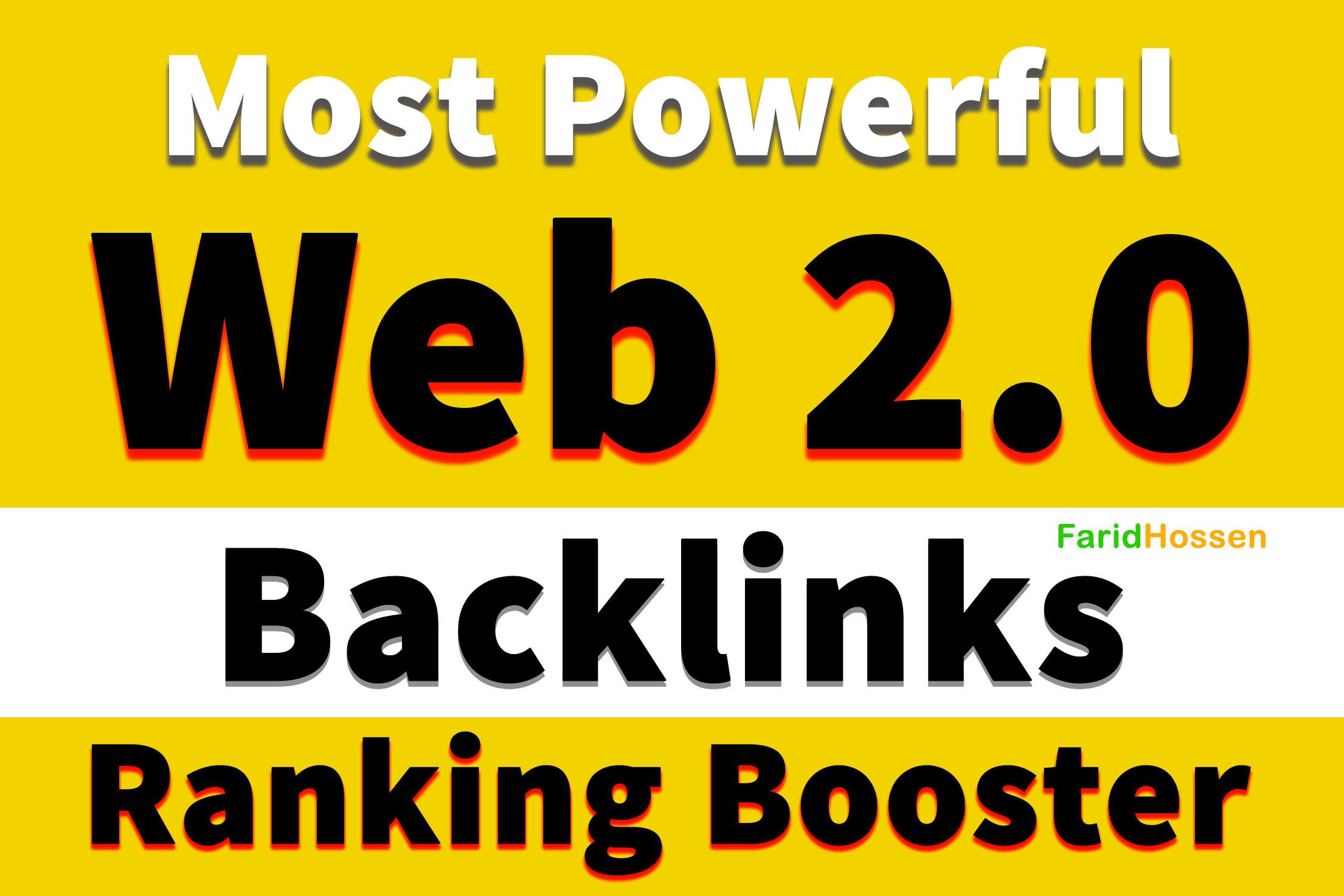 Handmade 20 Web2.0 Buffer Blogs /Article Backlinks High Domain Authority