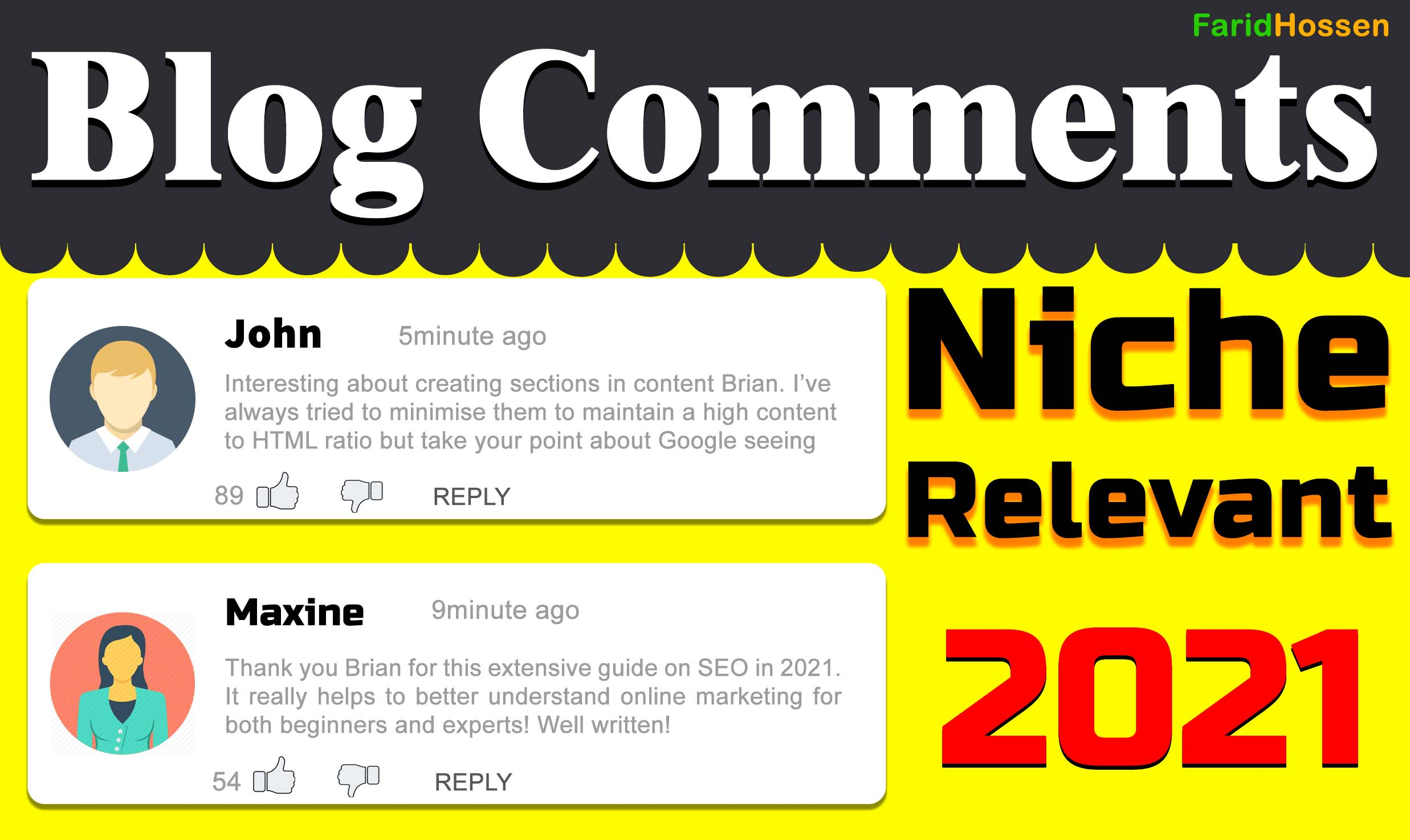 Fast Indexing 200 Blog Comments Backlinks High Authority and Trust Flow