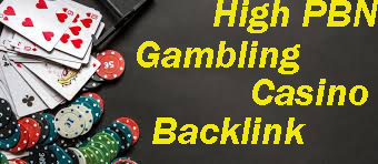 Create 10 Permeant Gambling / poker / Top Rank UNIQUE HOMEPAGE High Da pa Manually PBN Backlinks
