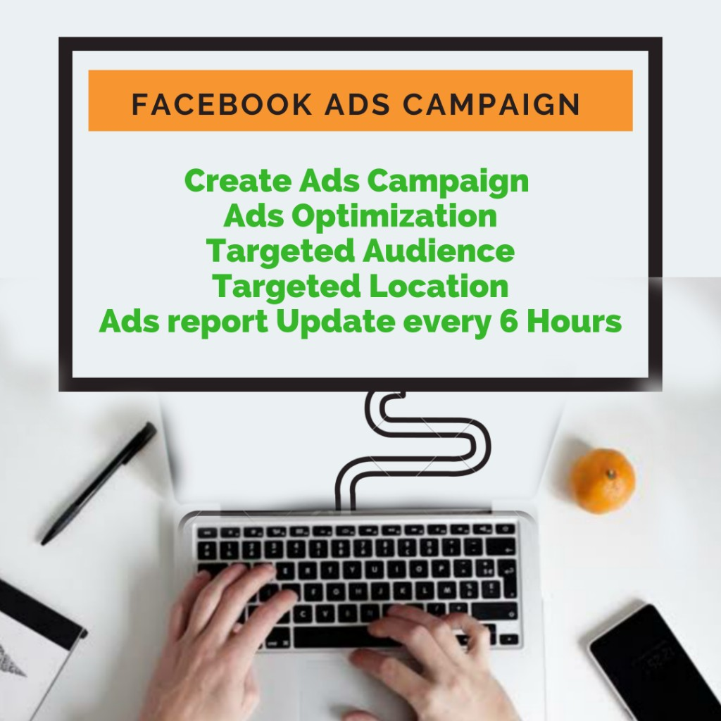 I will manage and optimize fb ads campaign