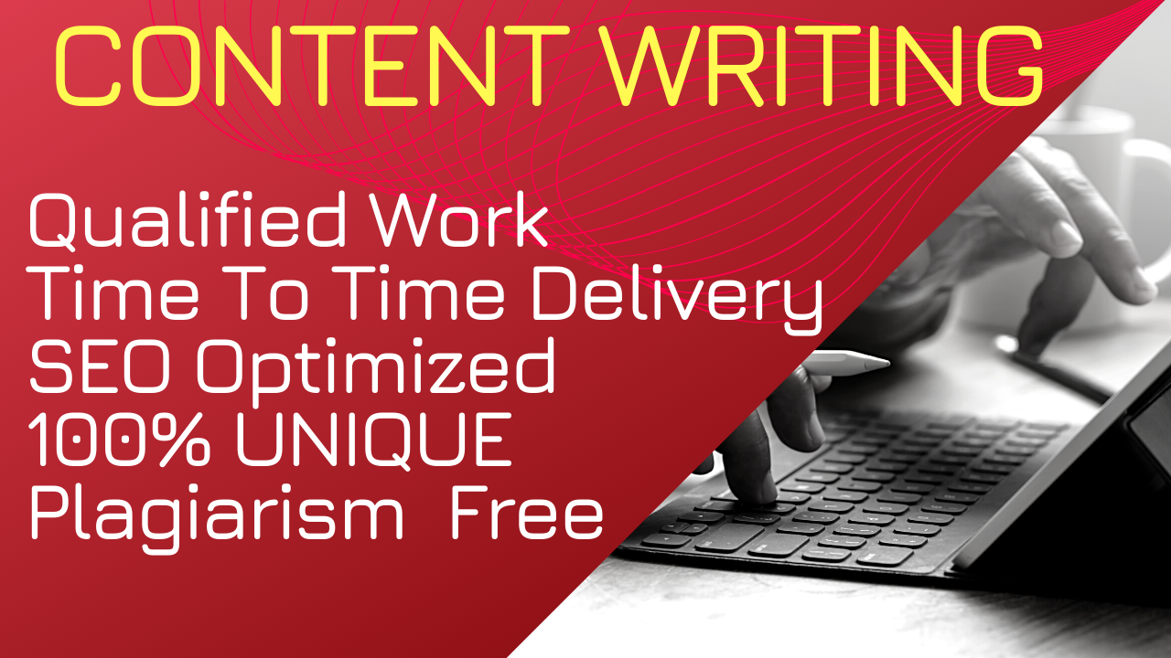 I will write1000 words creative SEO content,  blog posts,  or articles