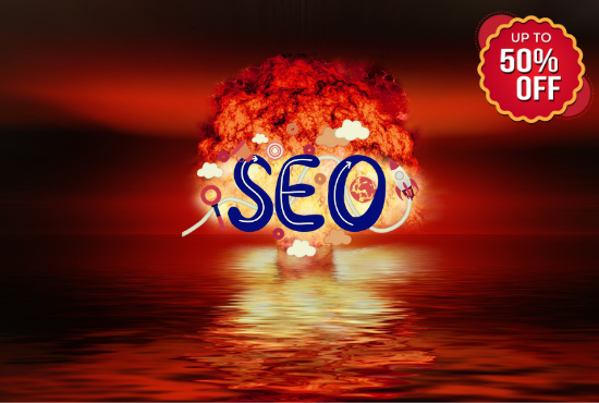Will Boost Your Ranking to Page 1 on Google W/ Nuclear 90 SEO Profile Backlinks