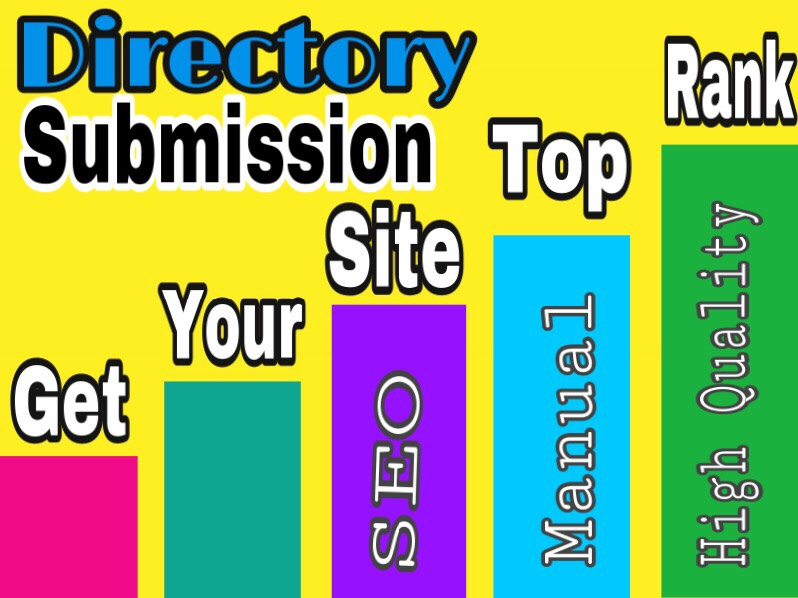 Build up 100 high quality Directory submission manually