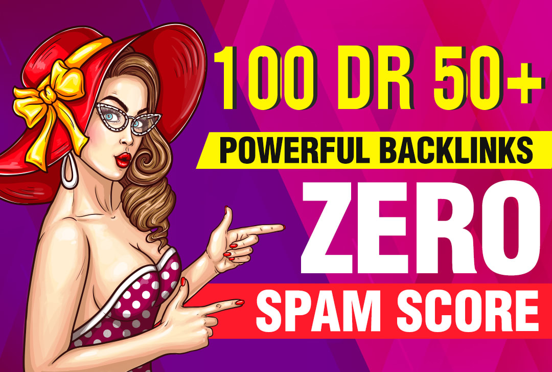Provide 100 PBN Seo Dofollow DR 50 to 70 High Quality Backlinks