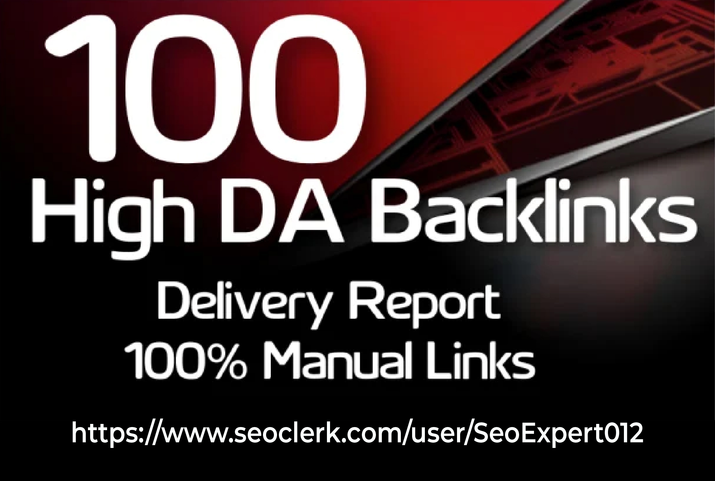 I will provide 100 dofollow blog comment backlink off page seo on high DA PA service