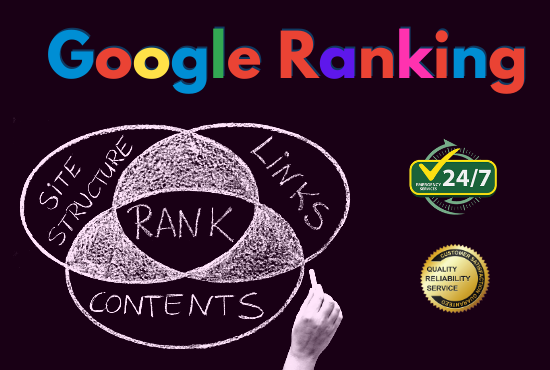 i will provide Best Linkbulding Service For Guaranteed Google 1st page ranking