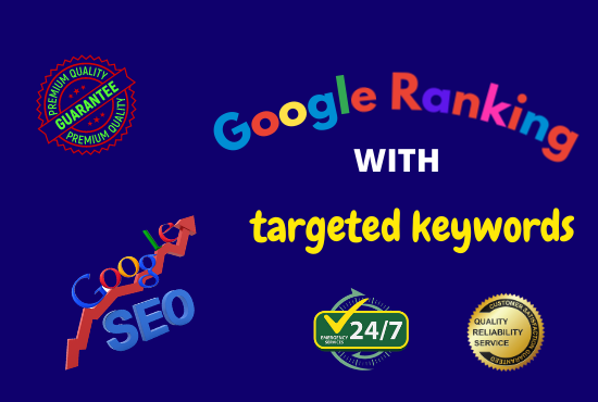 i will Offer You Best Linkbulding Service For Guaranteed Google 1st page ranking