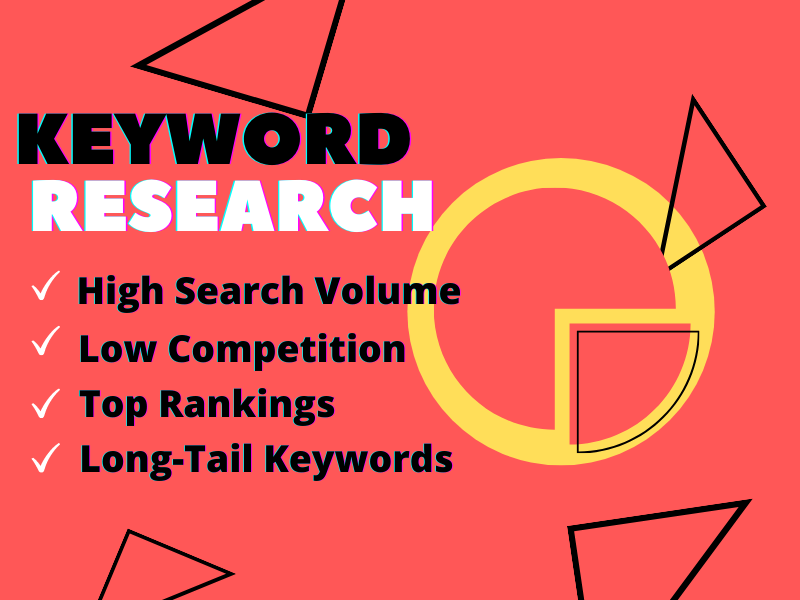 I will do amazing SEO keyword research