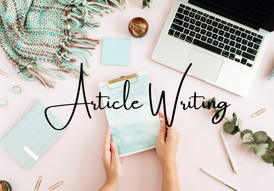 3000 words unique seo Article writing/blog post writing on any topic