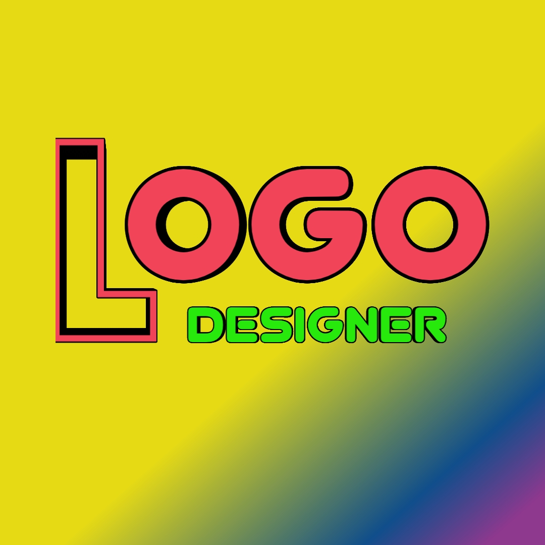 I will give you the best logo across the world. My logo are always based on out of the box thinking