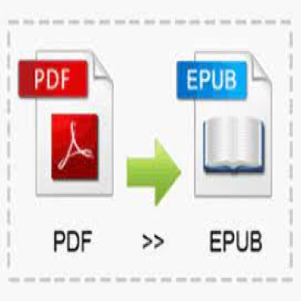 I will convert Word / PDF files to EPUB OR MOBI