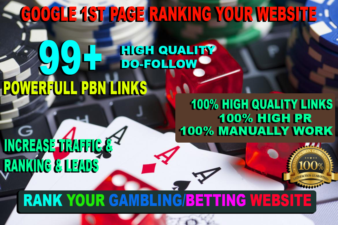 99+Parmanent CASINO/POKER/Gambling/Sports Betting/Judi bola related unique site
