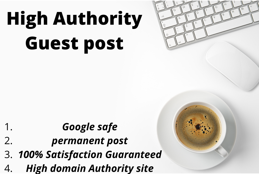 I will provide 3guest posts on high da pa websites manually write