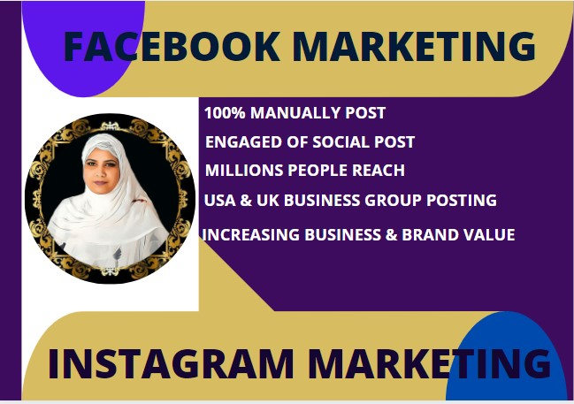 I will increase your business by Social Media marketing