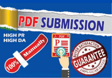 20 Manual PDF high authority low spam score website permanent backlinks natural link building