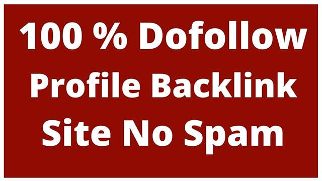 Manually build 500 Dofollow pr9 Profile Backlinks On High PR,  high Da Sites And SEO Audit