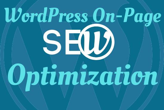 I will optimize your WordPress website SEO with the Yoast plugin