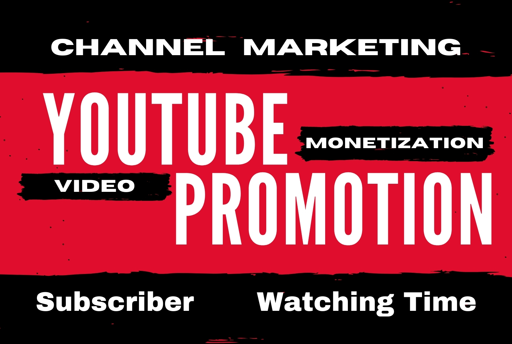 YouTube Video Promotion for monetization