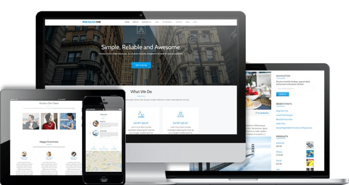 I will develop and design html5,css3,bootstrap,php website
