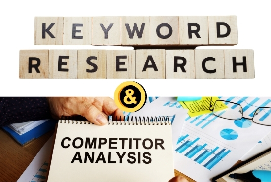 I Will Do Classy SEO Keyword Research and Competitor Analysis