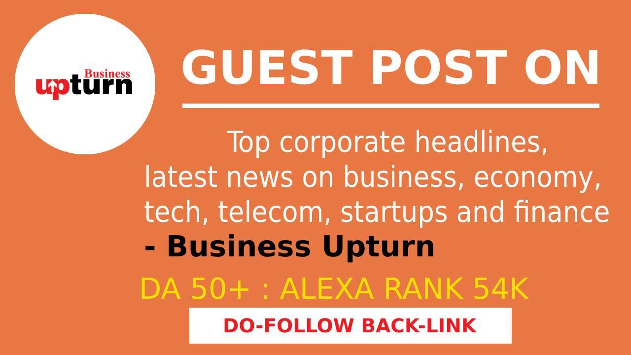 I will do guest post on businessupturn