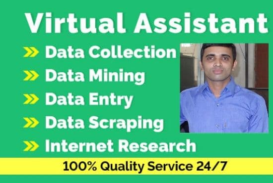 I will be your best virtual assistant for admin support
