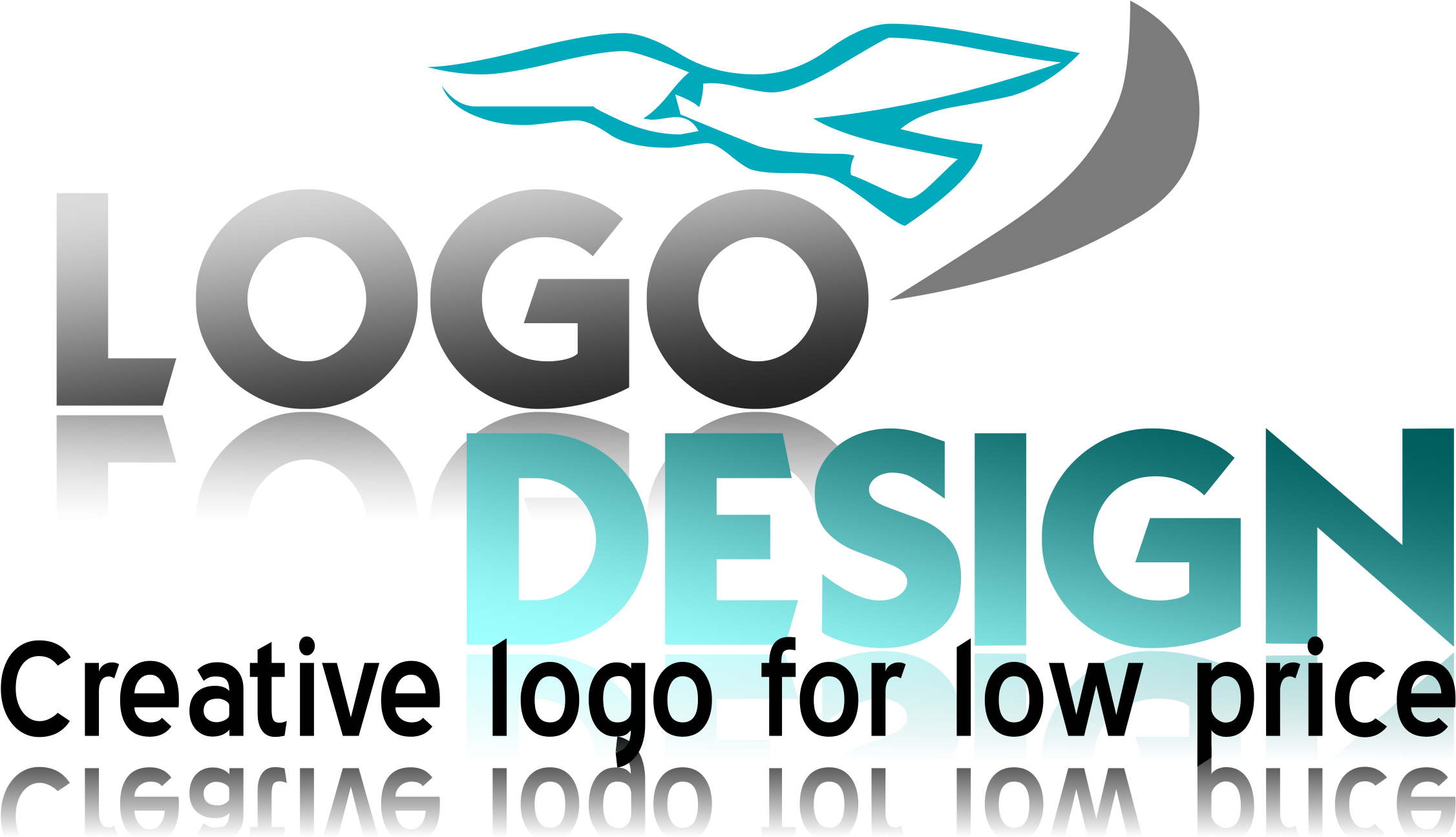 make creative logo for low price