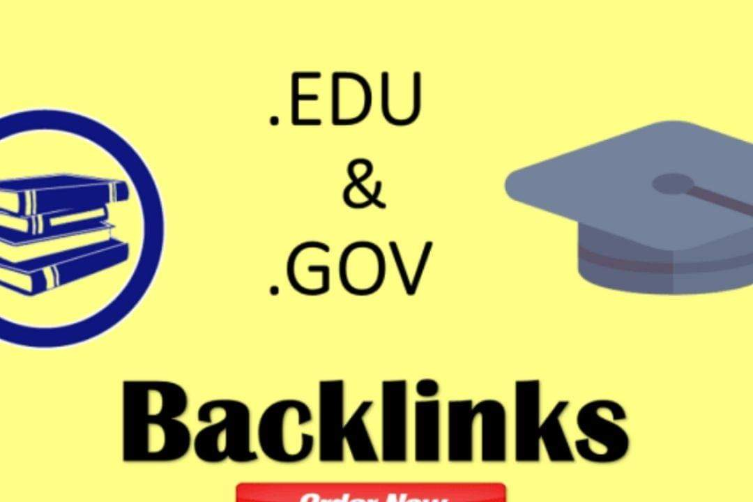 Manually 150+ Edu/Gov Backlink HQ website any Subject