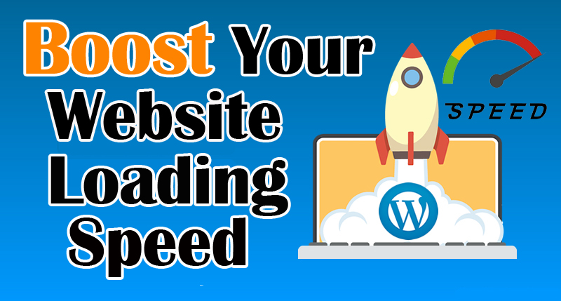 I will do wordpress speed optimization and improve load time.
