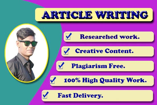 I can write up to 1250 words of quality SEO content beautifully