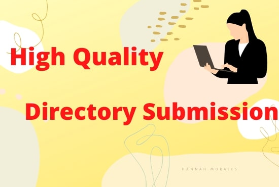 I will prepare 100 directory submission backlink seo with high quality