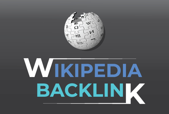 Create a High Authority backlink on Wikipedia for your website