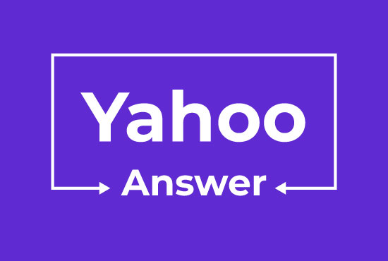 Promote your website in 10 High Quality Yahoo Answers