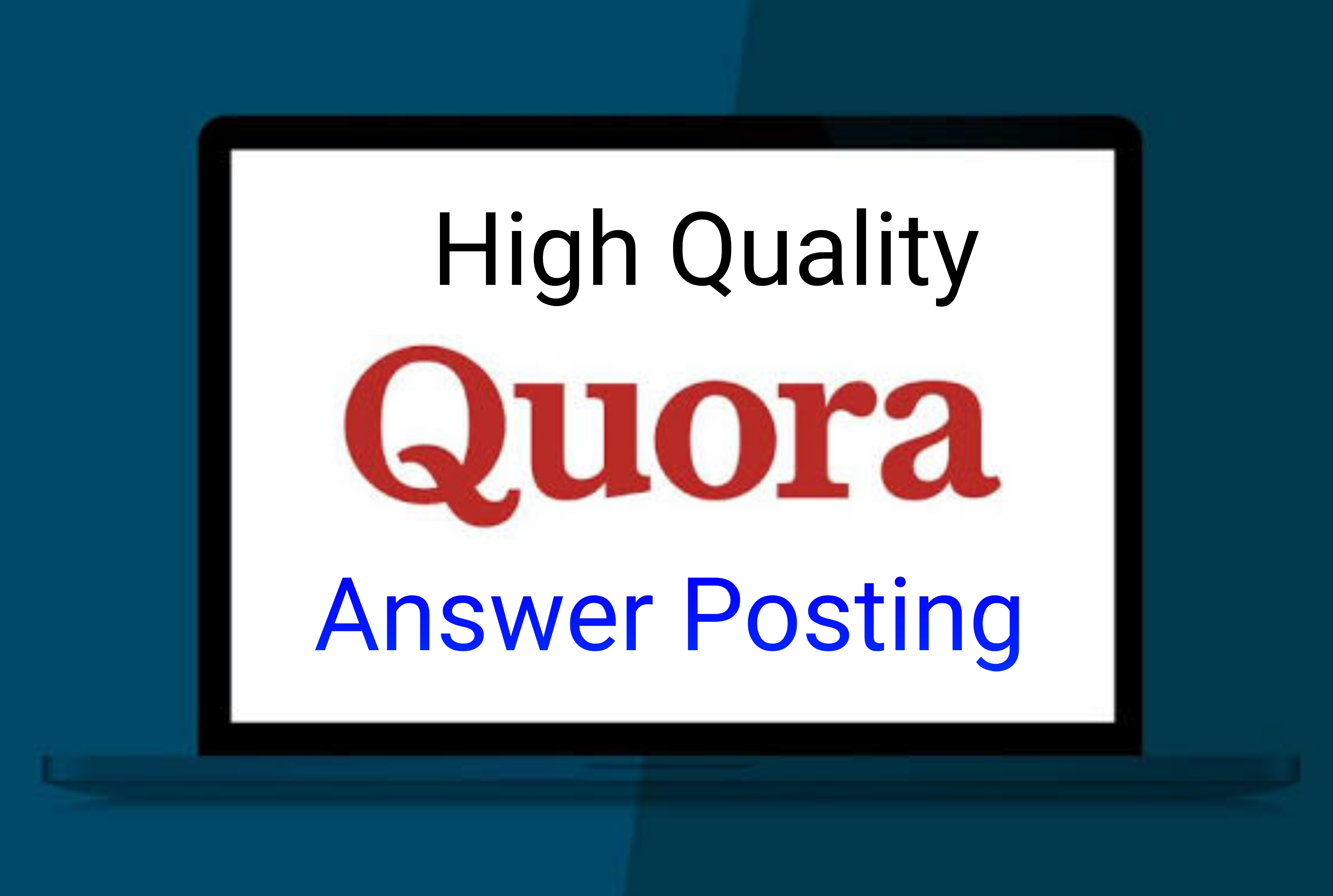 Promote Your Website by 10 High-Quality Quora Answer