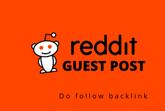 I will Rank your website 10 High Quality Reddit niche relevant guest post