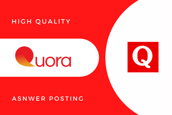 I will provide you 10 high quality quora answer posting