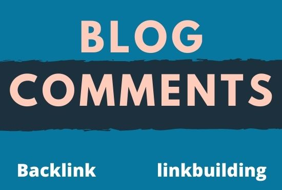 Promote Your Website with 100 High Quality blog comments posting