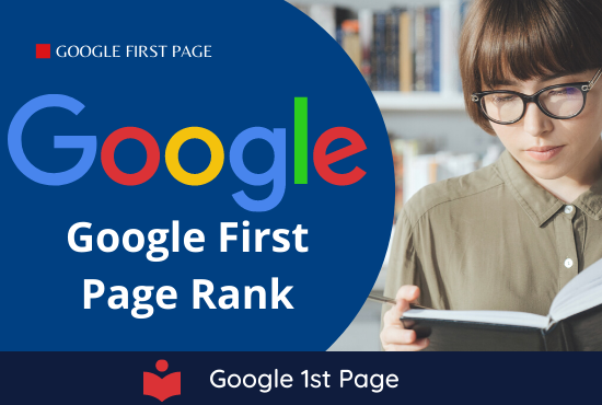 I Will Do Guarantee To Rank Your Website On Google First Page