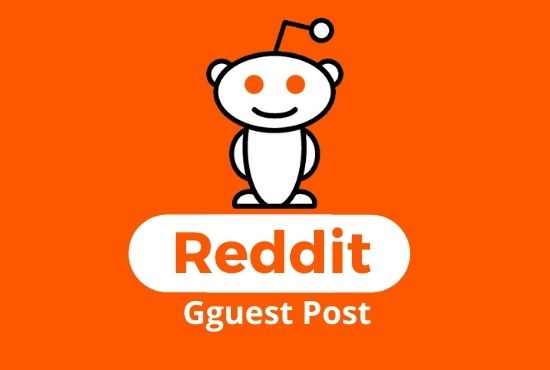 Promote Your webSite with 3 High Quality Reddit Guest Post