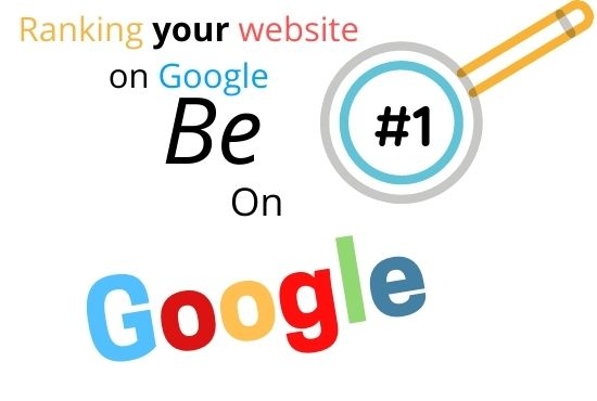Rank Your site on Google first page of three keyword with SEO Manually Backlinks