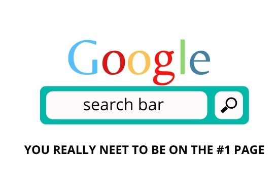 I will Rank Your site on Google first page with SEO Manually Backlinks.