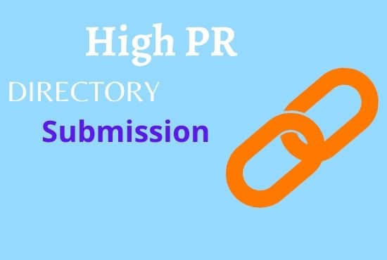 I will do manually 50 high quality directory submission backlinks