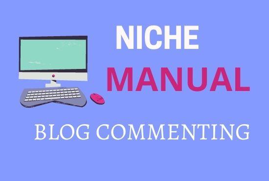 Get 50 High Quality Blog Comments DoFollow Backlinks On DA 30+