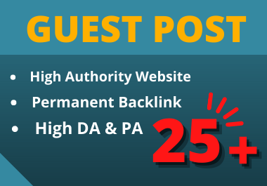 I will create 25 Blog comment manually with permanent live link