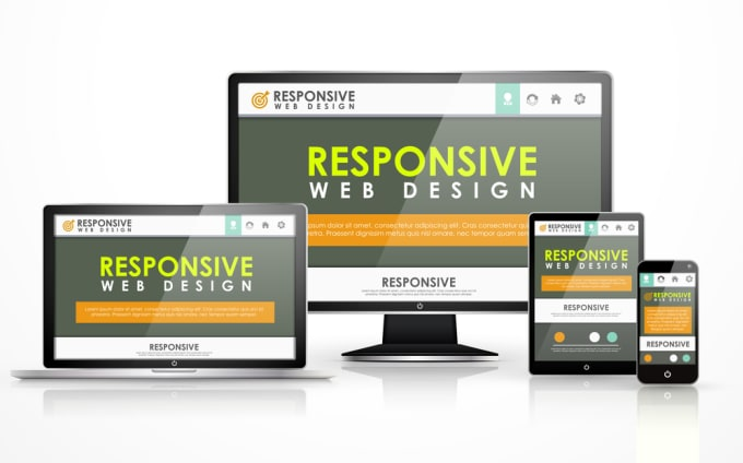 I will responsive professional wordpress website design and blog