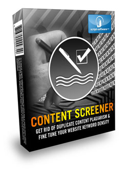 Content screener is the best software