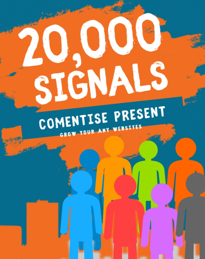 Seo PBN 20,000 Social Signals Traffic For Ranking Your Any Sites